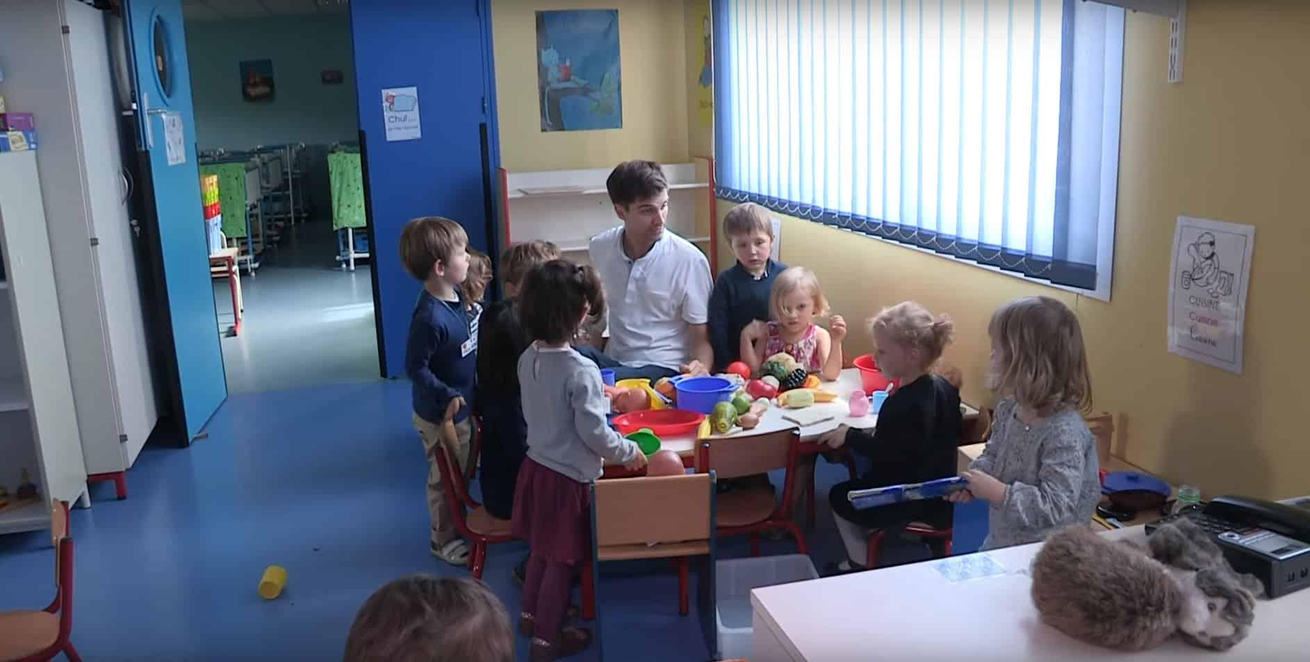 activité jeux en salle de classe