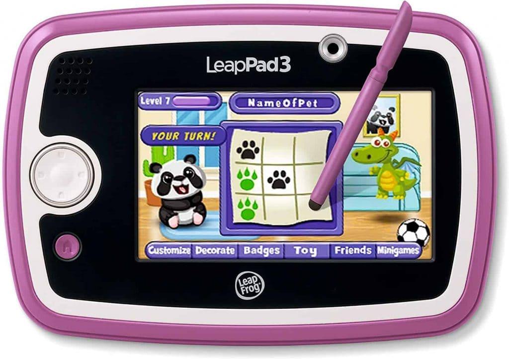 tablette Leapfrog 3 pour les enfants