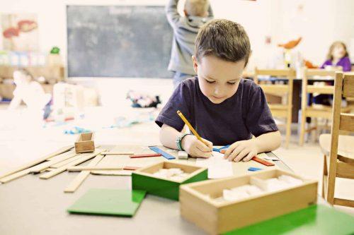 école Steiner ou école Montessori