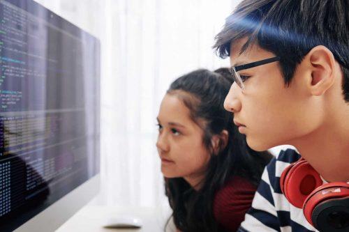 les enfants apprennent à coder