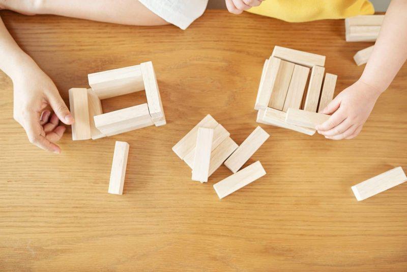 les jouets en bois